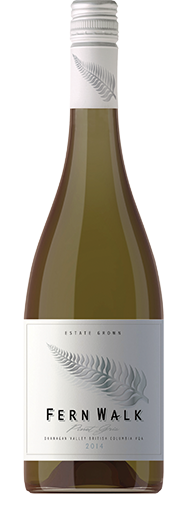 Fern Walk Pinot Gris Wine Bottle